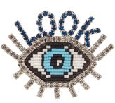 Shourouk Emojibling Look eye brooch