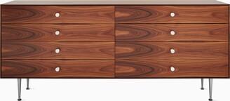 Herman Miller Nelson Thin Edge Double Dresser