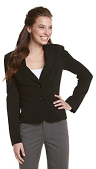 Amy Byer A Byer A. Byer Two Button Blazer