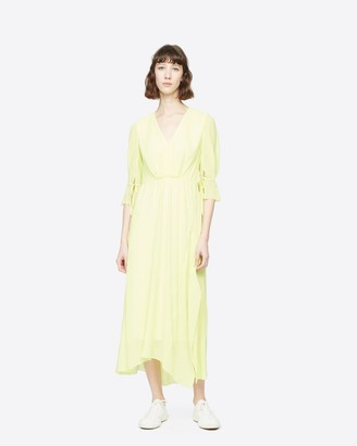 3.1 Phillip Lim Fluid V-Neck Dress