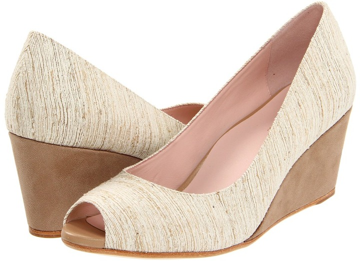 Taryn Rose Kimberly (Beige) - Footwear