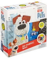 Alex The Secret Life of Pets 3D Fabric Max