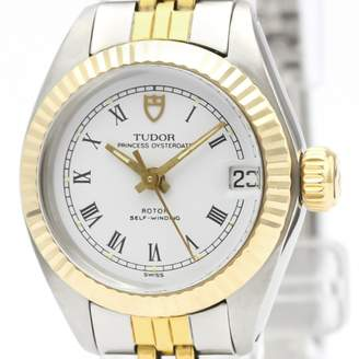 Tudor Oysterdate White Gold plated Watches