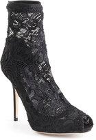 Dolce & Gabbana Bottines stiletto en