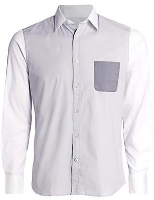 Nominee Colorblock Pocket Shirt