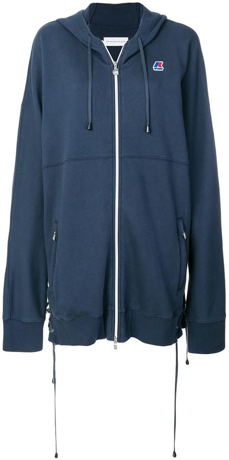 Faith Connexion Kway hooded jacket