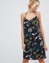 Daisy Street Floral Print Cami Dress