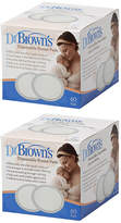 Dr Browns Disposable Breast Pad - Set of 120