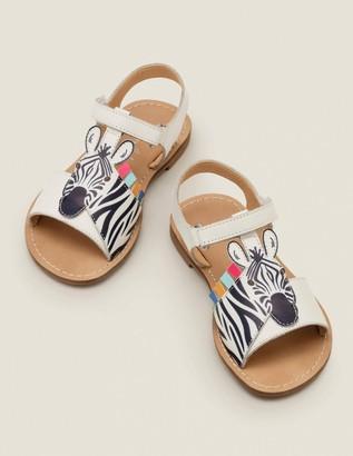 Fun Leather Sandals