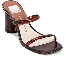 Dolce Vita Women's Noles Strappy Round-Heel Sandals