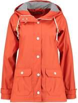 Derbe PENINSULA FISCHER Waterproof jacket pumpkin
