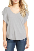 Hinge Split Sleeve Top