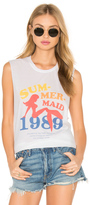The Laundry Room Sum Mer Maid Muscle Tee