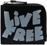 Comme Des Garçons Wallet - Live Free
