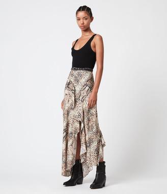 AllSaints Raya Arietta Skirt