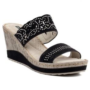 GC Shoes Rhea Wedge Sandal Women's Shoes