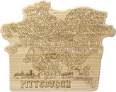 Totally Bamboo Pittsburgh Serving Board