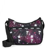 Lesportsac Peanuts Classic Hobo Bag with Pouch