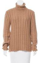 Dolce & Gabbana Knit Turtleneck Sweater