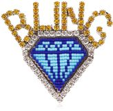 Shourouk Emojibling Diamond Pin
