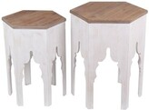 Bungalow Rose Covell 2 Piece Nesting Tables