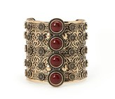 Forever 21 Faux Stone Etched Cuff