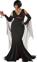 California Costumes Women's Immortal Seductress Costume,Black,XXXL(18-20)