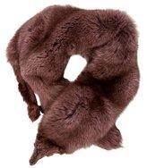 Christian Dior Fox Fur Stole
