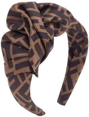 Fendi ff foulard headband