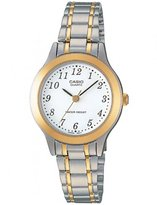 Casio Women's Core LTP1128G-7B Stainless-Steel Quartz Watch