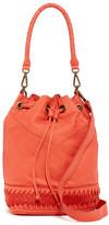Liebeskind Berlin Debby Leather Vintage Bucket Bag