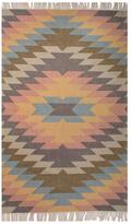 Jaipur Rugs Tribal Indoor/Outdoor Flatweave Hand-Woven Rug