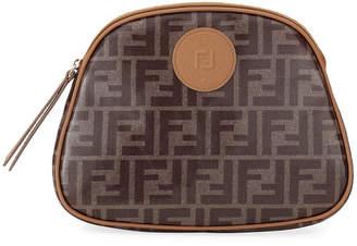 Fendi FF Fabric Cosmetics Case