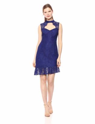 GUESS Women's Sleeveless Brandie Dress