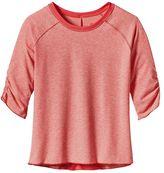 Patagonia Girls' Long-Sleeved Fleury Top