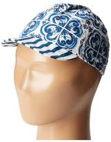 Dolce & Gabbana Capri Baseball Cap (Infant)