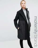 Mama Licious Mama.licious Mamalicous Smart Tikka Coat
