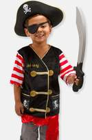 Melissa & Doug Personalized Pirate Costume