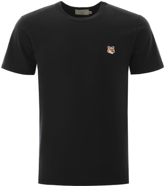 MAISON KITSUNÉ fox head t-shirt