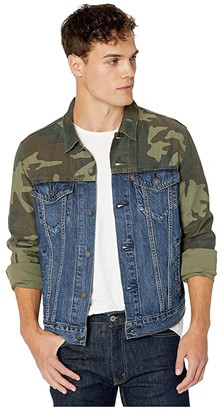Levi's Mens The Trucker Jacket (Spire) Men's Jacket