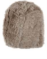 Barneys New York WOMEN'S FUR BEANIE