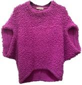 Sonia Rykiel Purple Wool Knitwear for Women