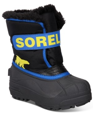 Sorel Unisex Snow Commander Boots Women's Shoes