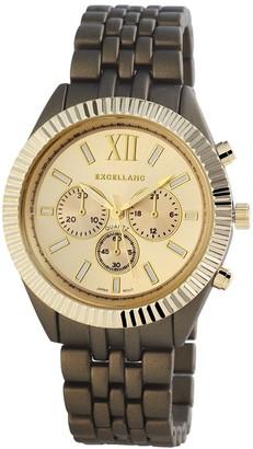 Excellanc Women's Quartz Watch with Different Materials 152054000051