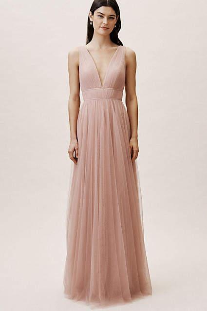 afce0ba562 Jenny Yoo Pink A Line Dresses - ShopStyle