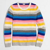 J.Crew Factory Striped Teddie sweater