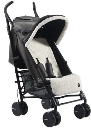 mima Sun Duck High Pile Fleece Visor & Seat Liner Fabric Fashion Kit for Bo Stroller