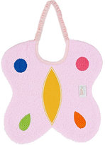 Bumble Bee Zigozago Butterfly Bib