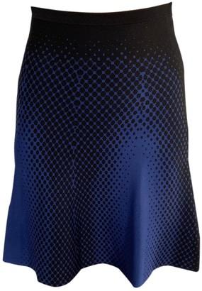 Ohne Titel Navy Skirt for Women