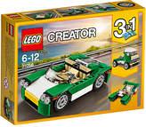Lego Creator 31056 3 in 1 Green Cruiser